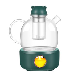 康佳(KONKA)    小功率低噪节能环保烛光壶    小家电推荐