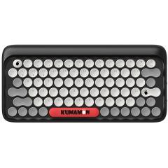 【LOFREE】熊本熊 dot圆点蓝牙机械键盘 无线复古ipad平板苹果MAC办公键盘 商务电子礼品