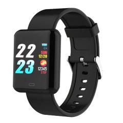 FLAGFIT2.0彩屏時尚手表Pro 心率運動計步智能手環 搖一搖拍照 來電提醒 多運動模式手環