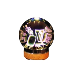 LOVE圖案3D創意小夜燈 家居小擺件 活動獎勵品 紀念禮品