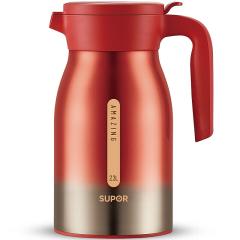 苏泊尔(SUPOR)  极光真空保温暖壶 家用办公室用2L大容量水壶  展会礼品