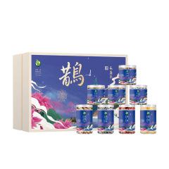 【煜见国潮】禾嘉年·鹊-限量款山珍干货礼盒 滑子菇+榆黄菇+真姬菇