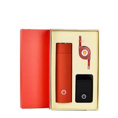 智能套装三件套商务礼盒 智能保温杯+充电宝+三合一数据线 开业周年庆典礼品