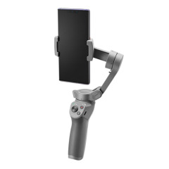 DJI 大疆 Osmo Mobile 3單機版 靈眸手機云臺  防抖可折疊手持穩定器 手機穩定器 數碼禮品定制