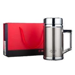 FUGUANG 富光至臻304不锈钢保温壶礼盒 带茶滤泡茶杯 公司周年庆送什么礼品