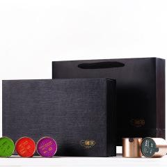 商務一罐茶禮盒套裝 綠茶大紅袍鐵觀音六種口味 活動禮品送什么好