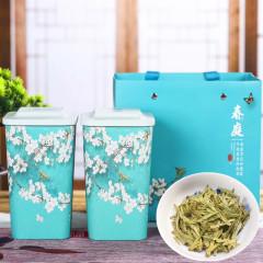 【春庭】高山龍井綠茶茶葉禮盒套裝 商務禮品 商務伴隨手禮物