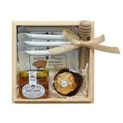 莫兰迪色系原木伴手礼礼盒 妇女节给员工送什么礼品
