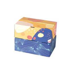 【现货空礼盒】2021端午创意双层礼品盒 端午空礼盒定制