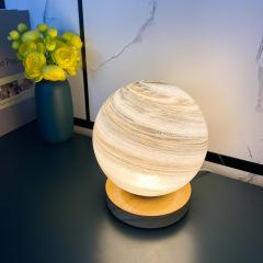 星球月球小夜灯 ins北欧创意风格装饰小夜灯 卧室小礼品