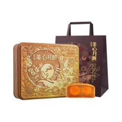 【美心】双黄白莲蓉月饼礼盒  关于中秋的礼品
