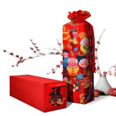 2020福袋回家 28件套春节大礼包 福字对联红包扑克牌套装 年底适合送客户礼品