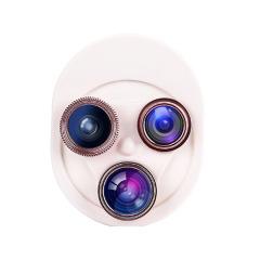 四合一镜头198鱼眼15X微距手机摄像 保险公司送客户什么小礼品 促销活动奖品
