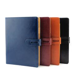 经典商务活页笔记本 时尚高档记事本(多种规格)