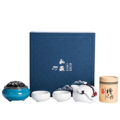 【香道】功夫茶具伴手礼 创意礼盒套装 给客户送礼送什么好