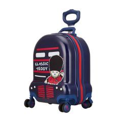 外交官(Diplomat ) 精典泰迪 时尚可爱 儿童休闲拉杆箱  开学礼品