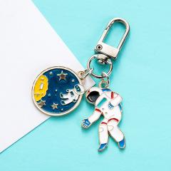 宇航員太空人鑰匙扣掛件 鑰匙扣包包鏈 酒店小禮品贈送方案