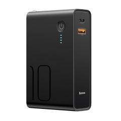 Baseus 创意便携移动电源10000mAh充电宝充电器二合一 旅行礼品
