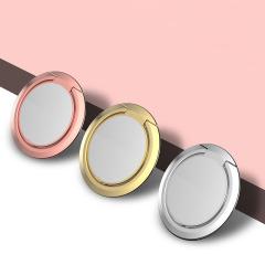 精致小巧手机指环扣支架 轻薄手感 外观平滑 展会上发礼品