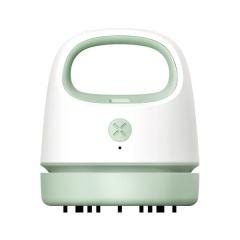 原色迷你桌面吸尘器 手持办公家用便携式吸尘器 USB无线键盘吸尘器 办公小礼品