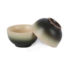 品茗杯   古陶小茶杯酒杯    茶具礼品定制logo