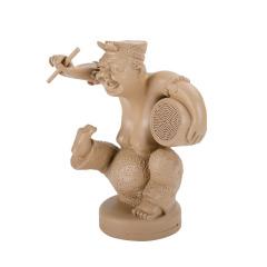 【中國國家博物館】擊鼓說唱俑家用藍牙音箱 創意設計 家居裝飾