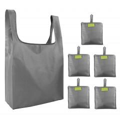 折叠便携购物袋环保收纳手提袋 展会礼品定制