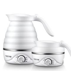 優益(Yoice)硅膠壓縮折疊旅行電熱水壺 哪些行業做活動要送禮品