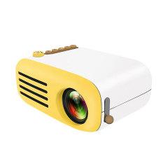 家用办公室微型迷你投影仪 1080P高清LED便携式投影机 科技礼品定制