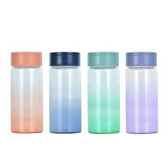 隐藏提绳玻璃杯400ML 创意时尚 旅游纪念品有哪些