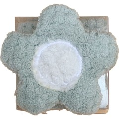 珊瑚绒星星许愿毛巾 母婴花朵便携手巾 精致不贵伴手礼