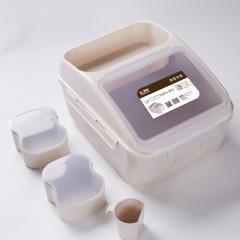 德国NOLTE 麦纤维双重密封保鲜米桶 活动奖励礼品