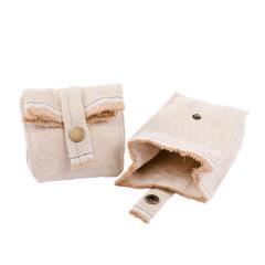 文艺日系棉麻布艺零钱包 活动小礼品有哪些