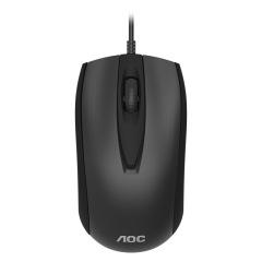 【AOC】MS120有线商务光电鼠标 公司年会伴手礼一般选择什么