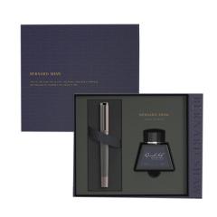萧伯纳(Bernard Shaw)灯塔系列轻奢主义钢笔+墨水组合礼盒 送领导高档礼品