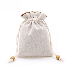 抽绳文玩盘珠手串绒布包 推广小礼品有哪些