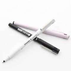 施耐德(Schneider)    0.5mm简约商务办公用黑色中性笔    中性笔礼品