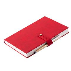 加厚内芯更耐用笔记本 皮面搭扣记事本 办公礼品定制 logo定制