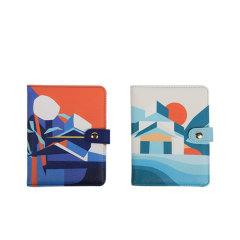 【苏州博物馆】方寸苏博建筑创意皮质护照夹 会议伴手礼有哪些