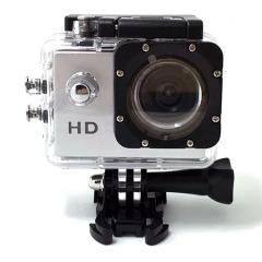 运动摄像机 防水摄像机 相机 摩托自行车头盔记录仪航拍DV  实用运动礼品