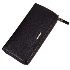 男士长款钱包商务休闲多功能男手包   促销礼品 公司