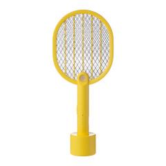 高顏值輕巧滅蚊拍 2000毫安電池LED照明多功能充電電蚊拍防蚊器 交通宣傳小禮品 社區活動禮品