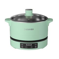 臻米(ZHENMI ) 智能升降火锅电煮锅 一键升降汤汁分离电炖锅 公司活动个性奖品