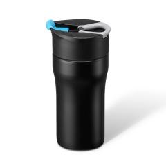 丹麦PO 320ml小容量手冲咖啡杯 便携随行杯法压壶 不锈钢保冷保温杯  车展礼品赠送