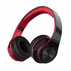 智能降噪头戴式蓝牙耳机 无线耳麦 插卡 FM收音 公司趣味运动会奖品 公关礼品