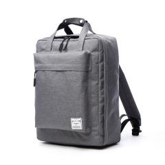 百搭商务双肩包男帆布户外大容量背包 行李旅行包  汽车活动一般都准备什么礼品