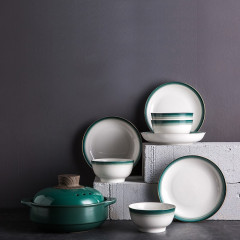 PHMI 轻奢风尚陶瓷餐具套装 给客户什么礼品好