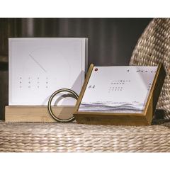 【有时有侯】 2020古风插卡式日历 台历定制 北京设计周获奖作品 创意小礼品定制
