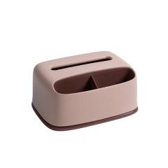 简约风格纸桌面纸巾盒 实用的展会伴手礼