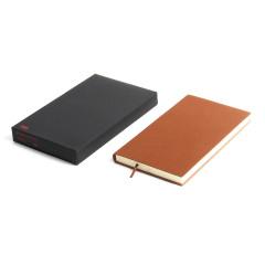 【雅记】原创设计复古简约笔记本 PU文化记事本礼盒装 高端商务礼品